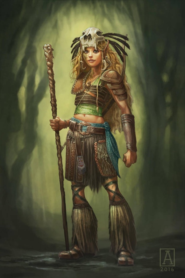 Do you think any character class in Dungeons and Dragons (D&D) 5e is