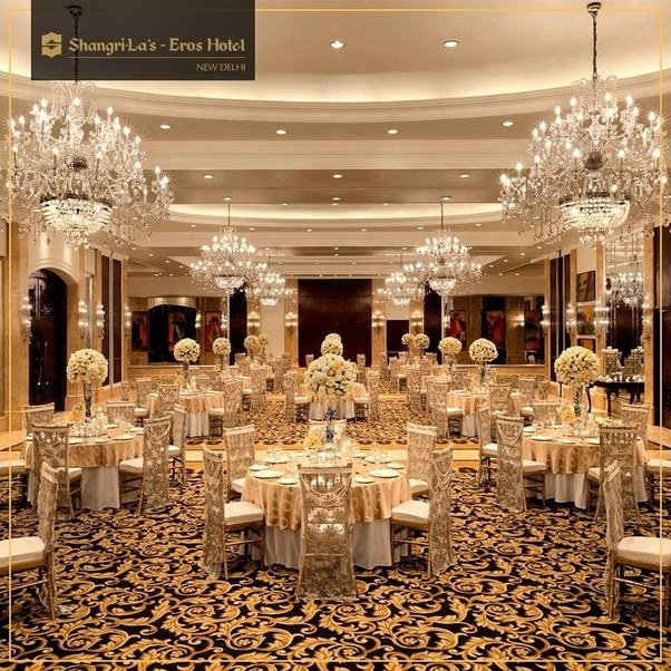 Wedding Halls: Venues: How Many Banquet Halls For Weddings Are There In