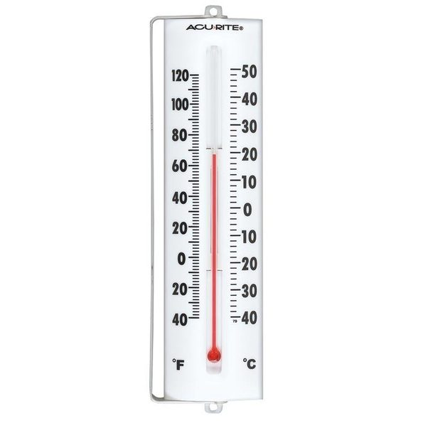 what are the parts of a thermometer