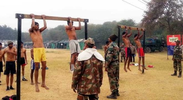 What is 'Rally' in Indian Army in JCO/OR enrollment? - Quora
