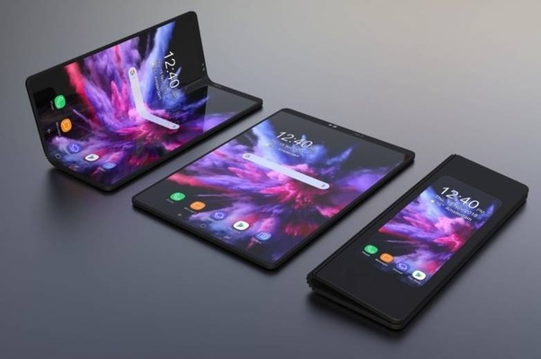 Is Microsoft going to release a foldable smartphone in 2019? - Quora