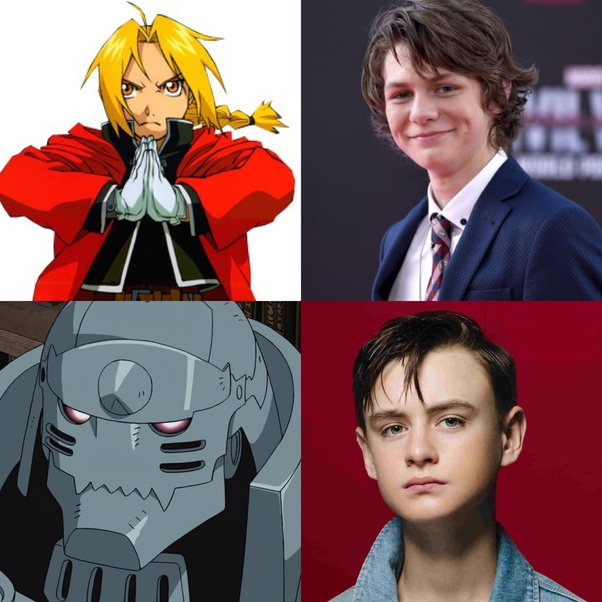 If HBO made a live action TV series version of Fullmetal ...