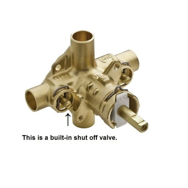 Can installing the wrong valve stem in a bathtub affect the water ...