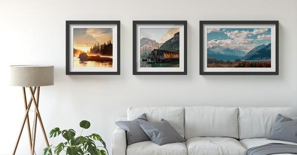 What Are Some Creative Inexpensive Ways To Frame A Canvas Quora