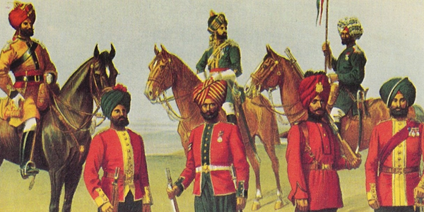 The Bengal Native Infantry Initially Consisted Primary Of People Belonging To Modern Day Both West And Bangladesh Bihar Uttar