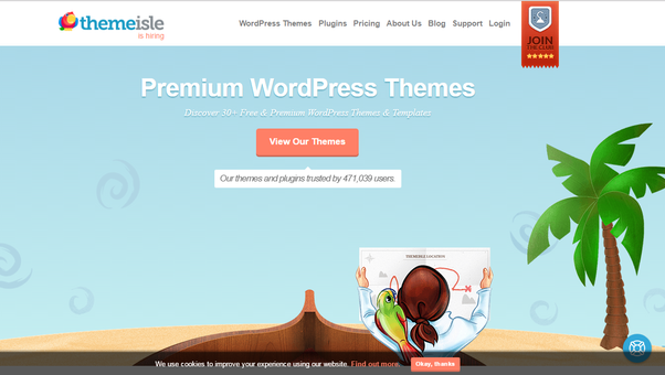 What Are The Best Website Template Alternatives to Template Monster ...