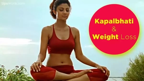 Kapalbhati For Weight Loss