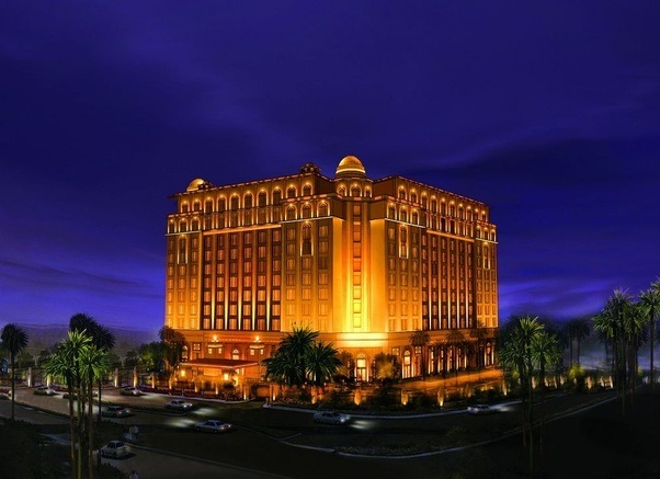 List Of Seven Star Hotels In India