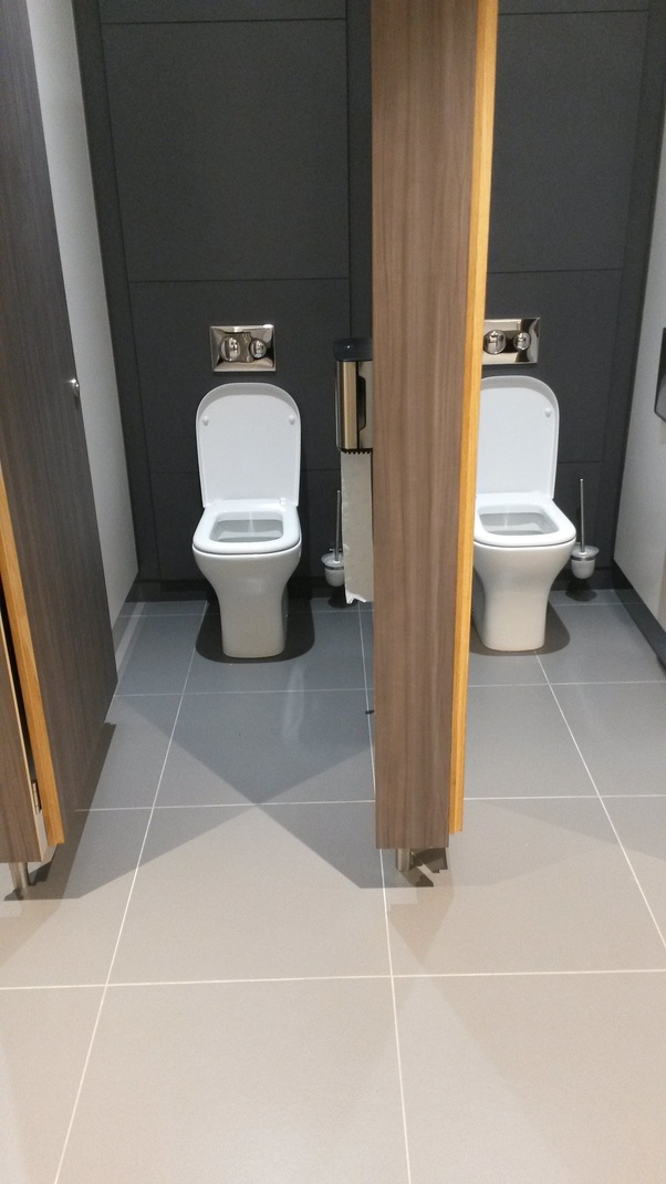 Why Do Parts Of Europe Have Square Toilets Instead Of