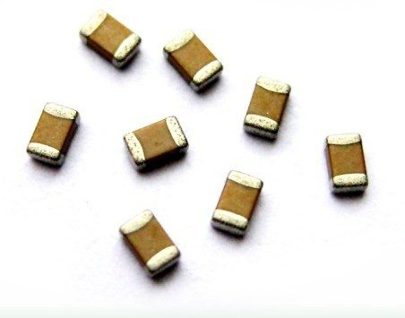 How To Identify Which Components Are The Tiny Resistors