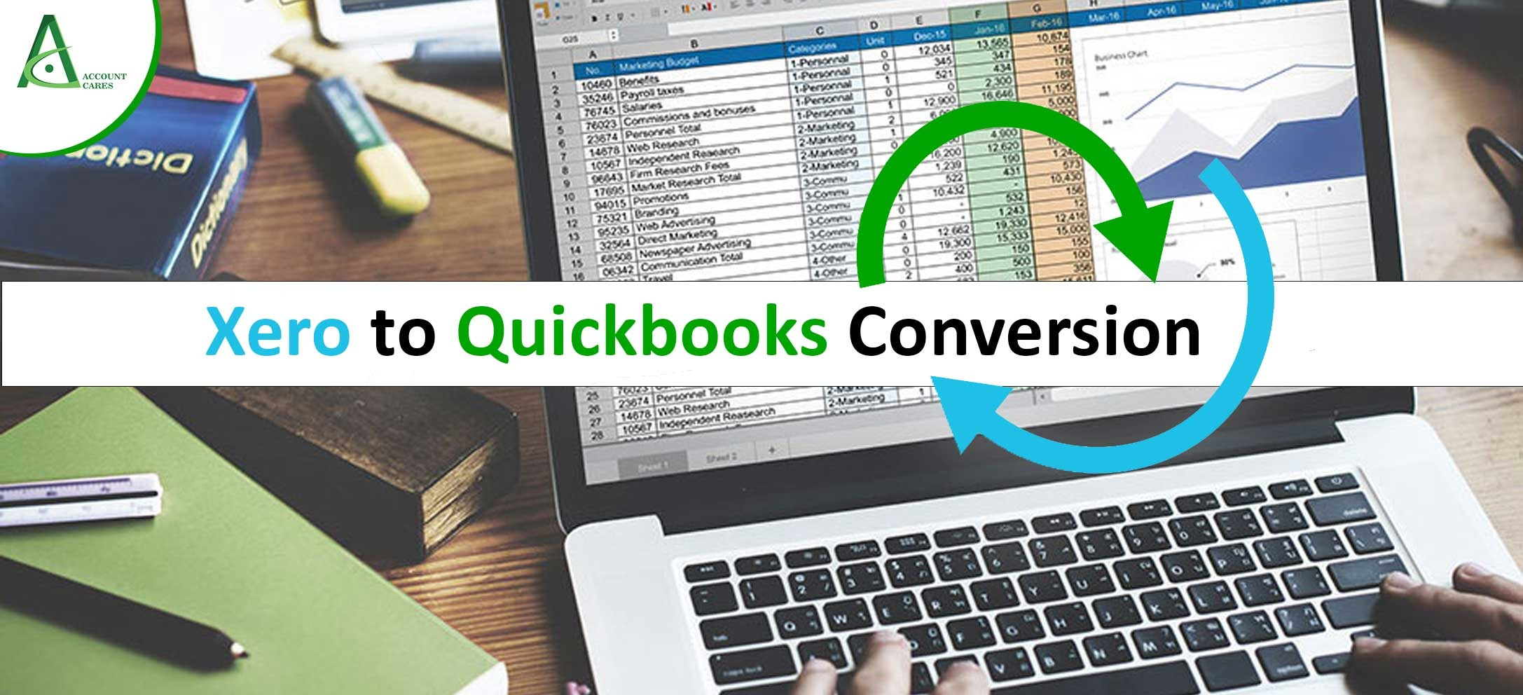 What is the best way to export from Xero to QuickBooks