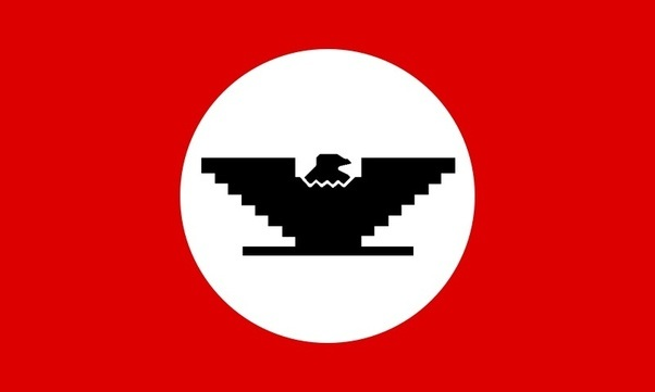 Labor unions why does the ufw flag look like the nazi flag quora lets take a look at a ufw flag and see sciox Choice Image
