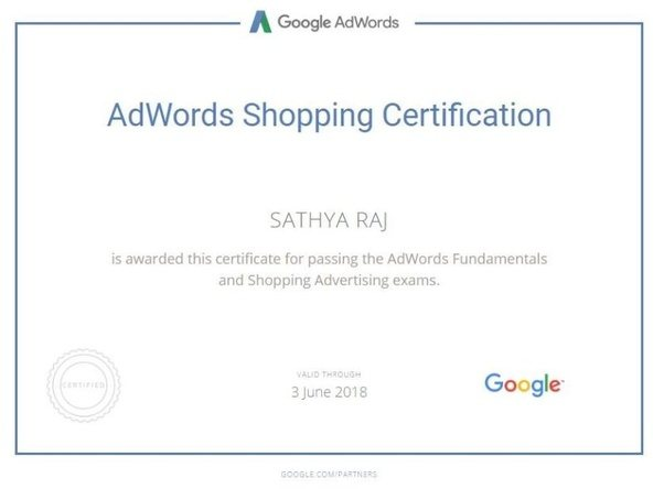 Free Online Digital Marketing Courses With Certificates By Google