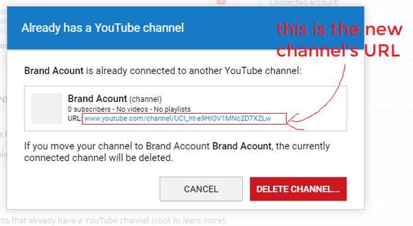 Youtube google account nickname YouTube allows