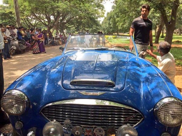What Are All The Famous Classic Cars In Tamil Movies Quora - Famous classic cars