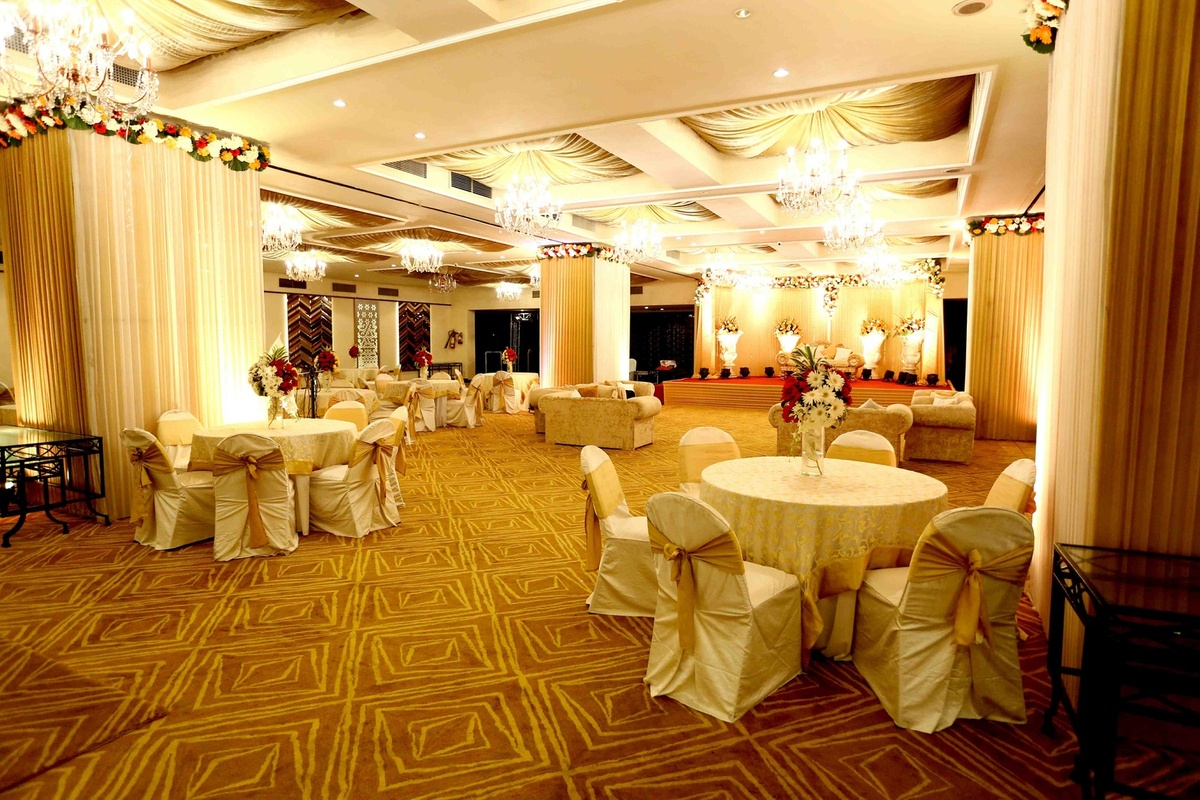 Which are the best banquet halls in NCR Delhi? - Quora