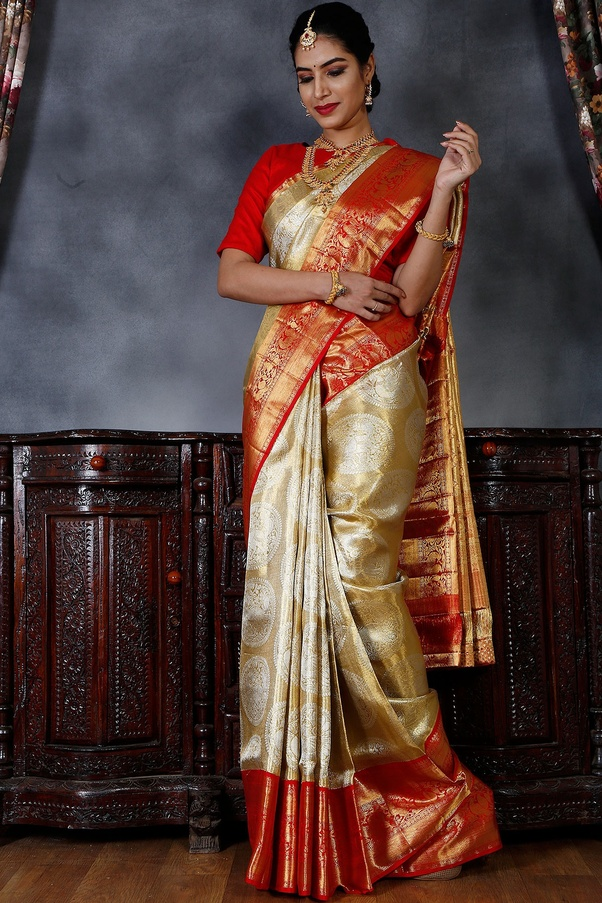 a7a727374 Where can I buy bridal pure kanjeevaram sarees in Bangalore  - Quora
