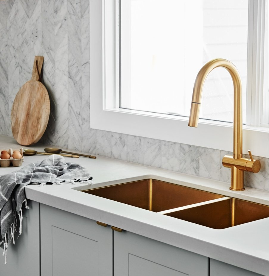 Why do most kitchens have the sink facing a window? - Quora