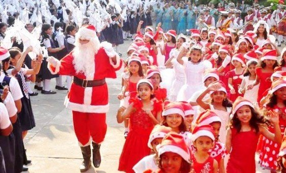 daman and diu is a union territory in india and it has charming way of celebrating christmas you will found a special portuguese connection in this union - Do They Celebrate Christmas In India