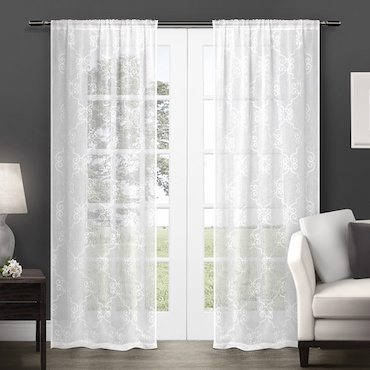 Is linen fabric good choice for curtains? - Quora