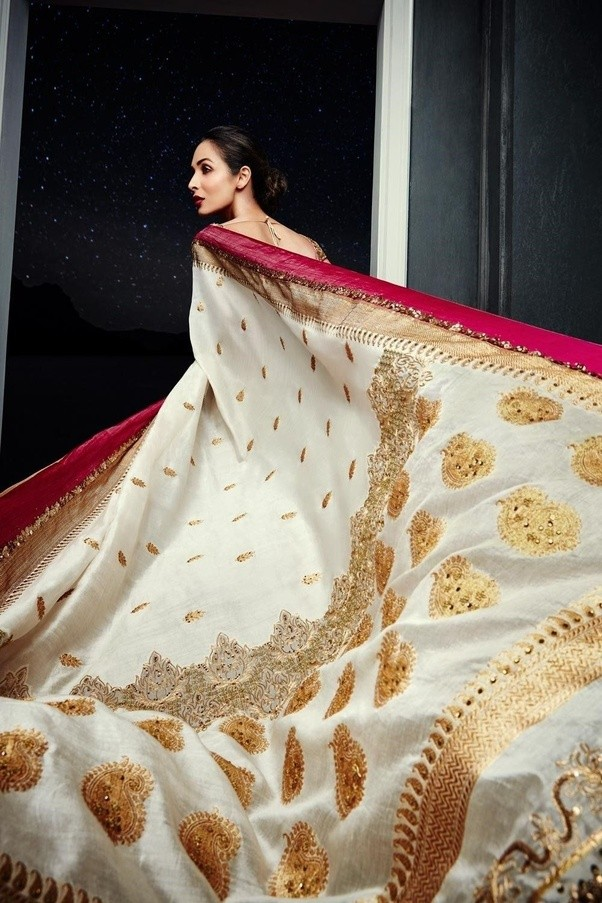What is an appropriate saree or outfit as a guest at an Indian ...