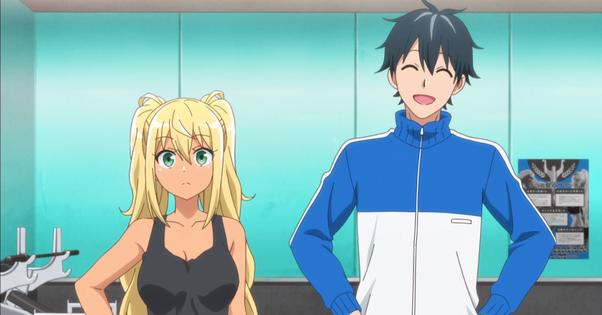 când pierdeți în greutate anime