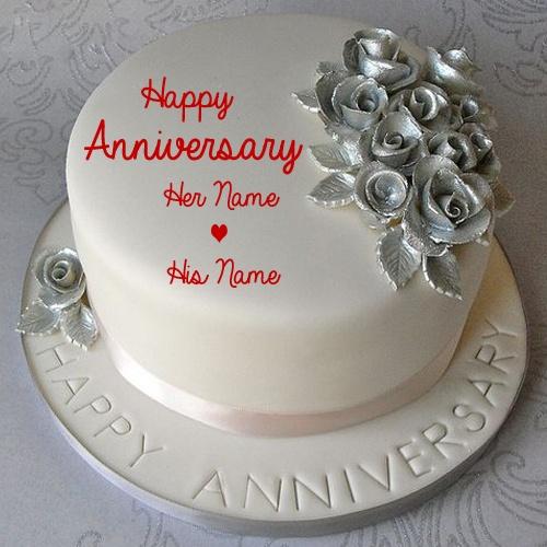 Tart Wedding Anniversary 7
