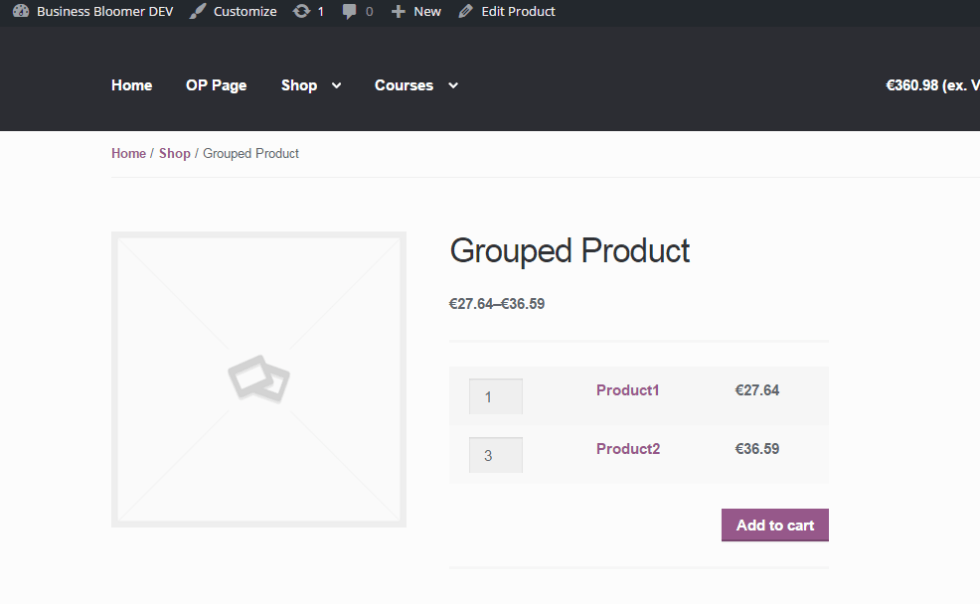How to create a link direct to WooCommerce checkout for 1 specific