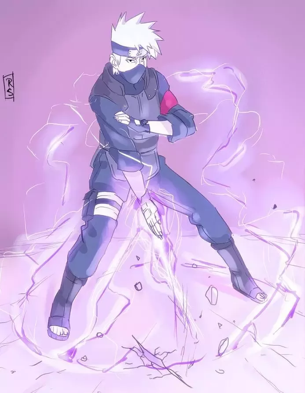 What Is Purple Lightning In Naruto? Is It A Stronger