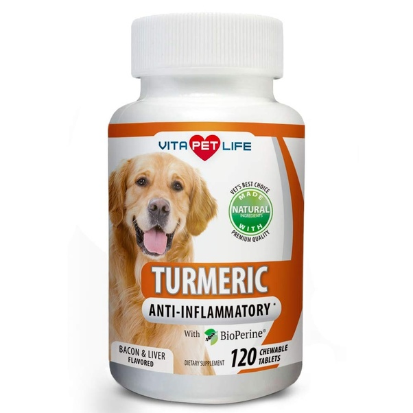 Why is turmeric good for dogs? - Quora