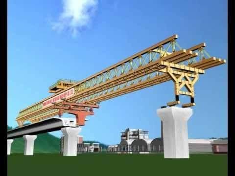 How Are Bridges Built Over Water Quora