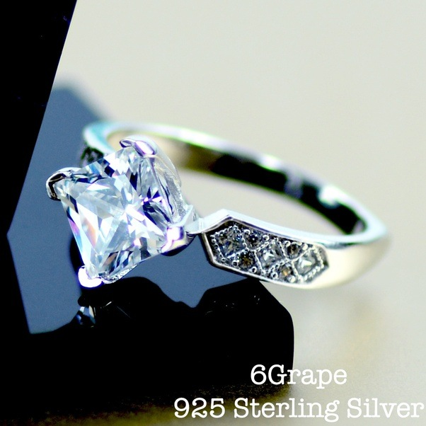 Wedding Ring Costs: How Much Will A 2 Carat Princess Cut Engagement Ring Cost