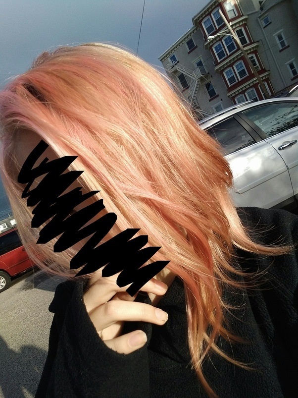 What Color Does Pink Fade To When You Dye Your Hair Pink Quora