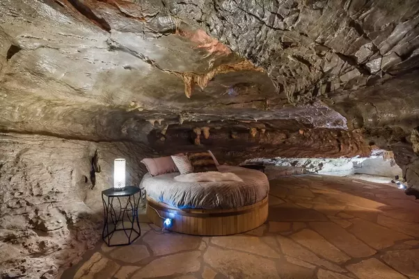 It Is A Once In Lifetime Experience This Place Hidden Treasure And One Of Kind You Can Out Its Luxury Inside Living Cave