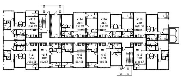 What are some common flaws in the design of apartment and ...