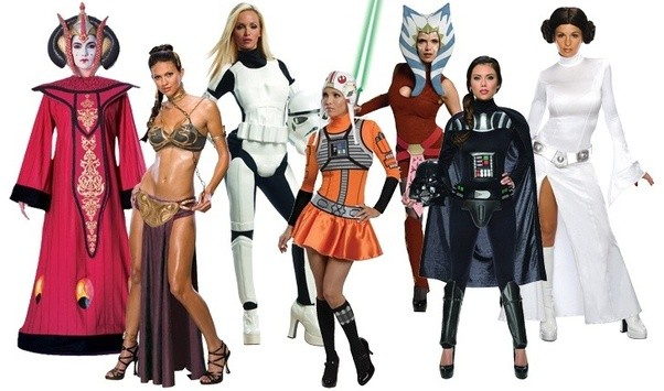 What Star Wars pun should I be for Halloween? - Quora