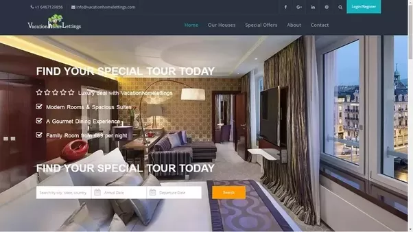 Vacation Home Lettings Doesnu0027t Charge Any Commission From The Traveler  ,peoples Can Book Their Vacation Homes, Villa, Apartments And Cottages For  Their ...