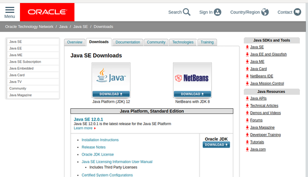 How to Install Java JDK 12 on Windows 10 - Quora
