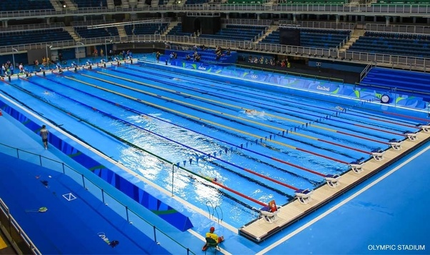 What will it take in terms of cost and permissions to build and operate an olympic standard for How much is an olympic swimming pool