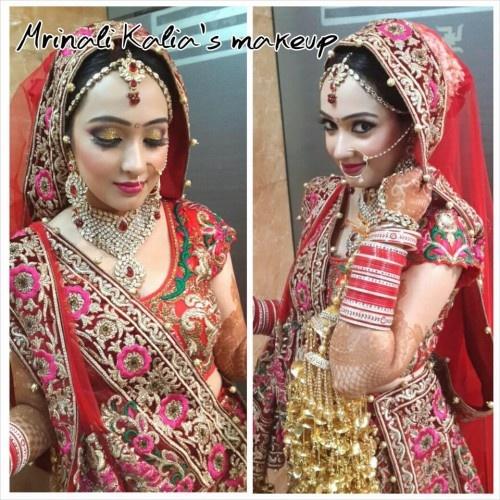 Ekta Bakshi Professional Make Up - Best makeup artist in Delhi.
