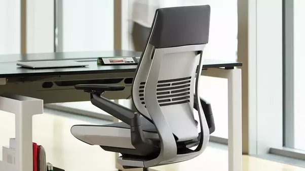 The Arm Rests On The Chair Have Been Especially Designed To Allow For A  Variety Of Postures. One Of The Problems With Many Office Chairs Is That  They Simply ...