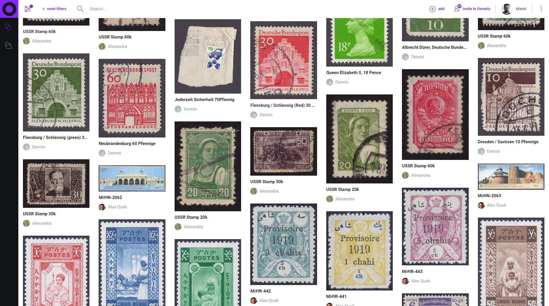 How should I catalog a stamp collection? - Quora