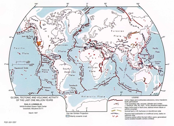 plate tectonics how they move