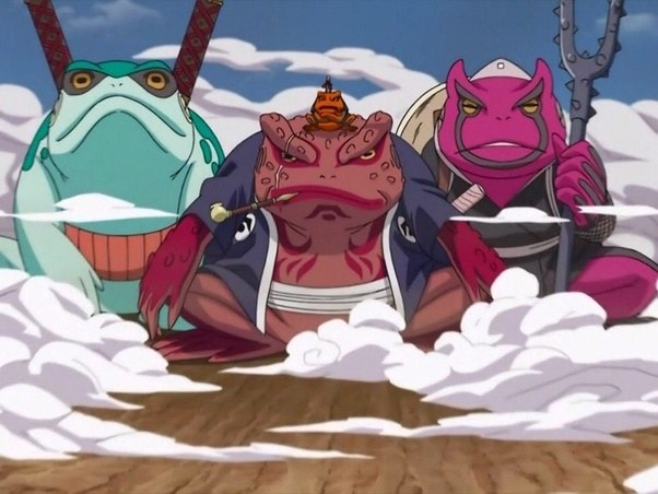 What was the importance of Gamabunta in Naruto? - Quora