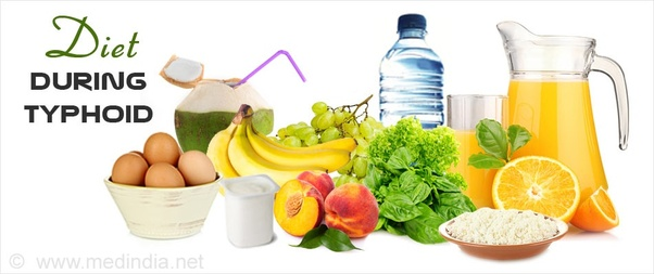 Which fruit juices are good during typhoid? - Quora