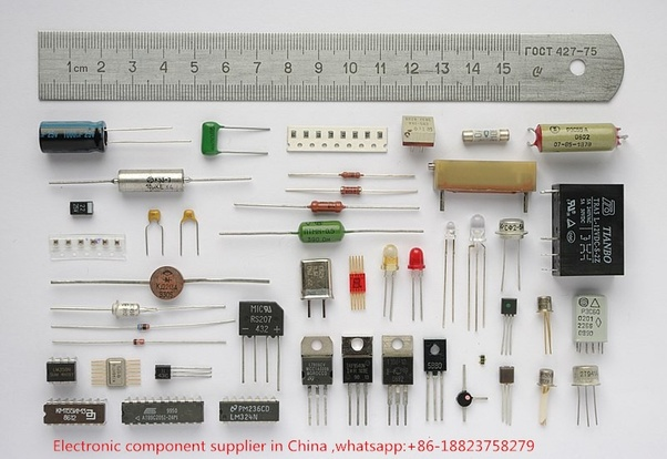 What is an electronic component? - Quora