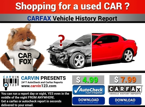 Show Carfax – Wonderful Image Gallery