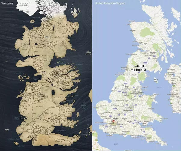 "How can one create a fictional world on the scale of Westeros in ""A ..."