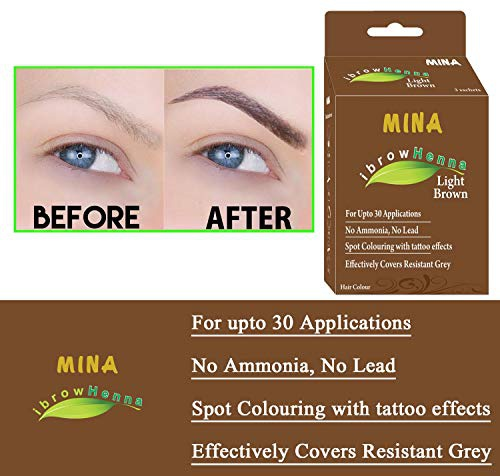 How to make my eyebrows darker permanently - Quora