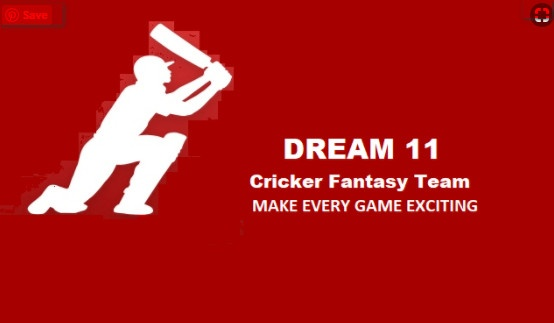 Where do fantasy cricket players get playing 11 information before
